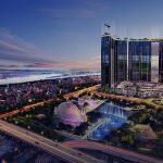 Sunshine City được cam kết cho thuê với mức lợi nhuận 24%/3 năm.