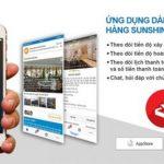 Chủ đầu tư dự án Sunshine City tặng Iphone 6 để khách hàng giám sát tiến độ thi công.